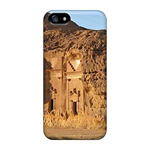 Cynthaskey Case Cover For Iphone 5/5s - Retailer Packaging Mada'in Seleh Protective Case