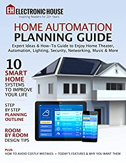 Electronic House Home Automation Planning Guide Lisa Montgomery