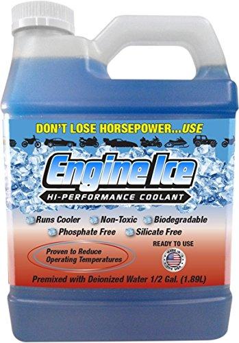 Engine Ice 1/2 Gallon ()