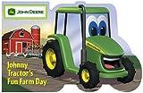 Johnny Tractor's Fun Farm Day (John Deere (Running Press Kids)