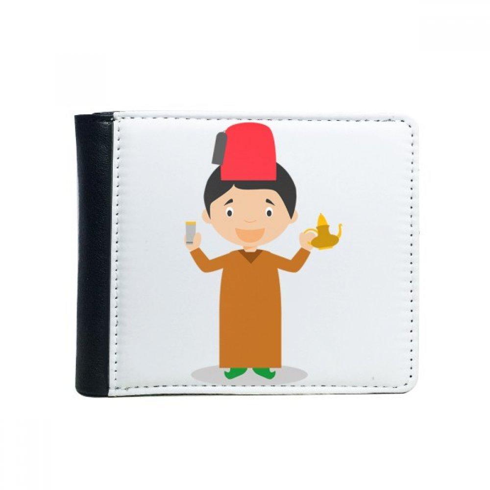 DIYthinker Rojo Hat Marruecos Dibujos Animados tirón ...