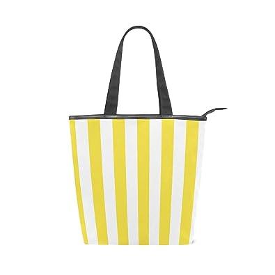 Mnsruu Bolso de playa de lona grande, bolsa de compras de ...