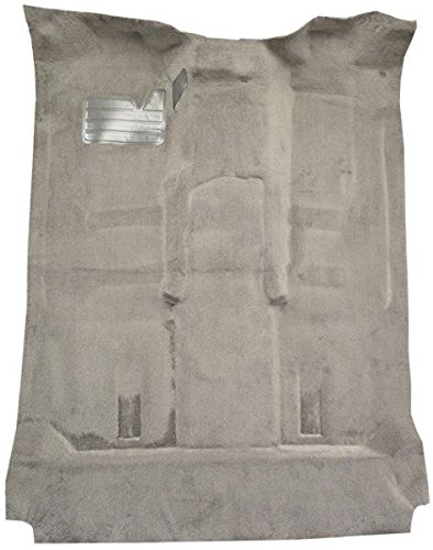 1992 to 1994 Chevrolet Blazer Carpet Custom Molded Replacement Kit, 2 Door (Full Size) With Heat Vents Passenger Area (8655-Sandstone Plush Cut Pile)