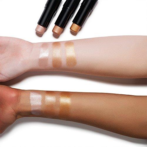 Maybelline Makeup Facestudio Master Strobing Stick, Light - Iridescent Highlighter, 0.24 oz.