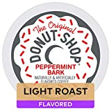 The Original Donut Shop Peppermint Bark Keurig Single-Serve K-Cup Pods, Light Roast Coffee, 72 Count
