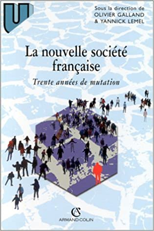 Lire La Nouvelle Société française. Trente années de mutation epub, pdf