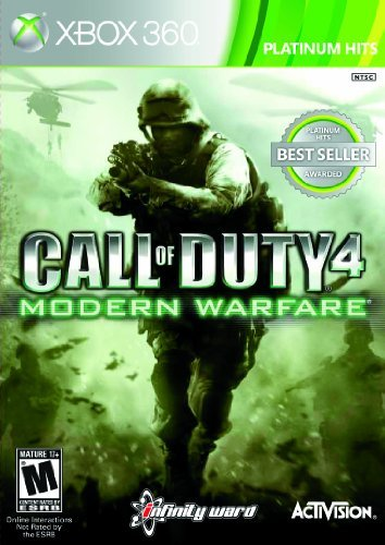Call of Duty 4: Modern Warfare - Game of the Year Edition (Cod Advanced Warfare Games compare prices)