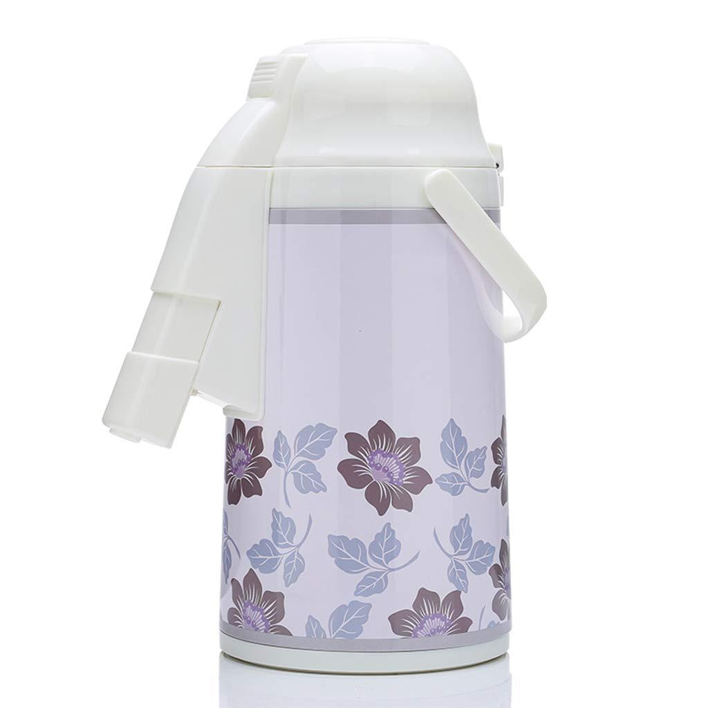 3l 空気圧温水ボトル 家庭用温水ボトル 大容量 ガラスライナー   B07MQSDZ35