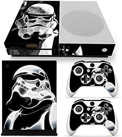 FriendlyTomato Xbox One S Consola y mando inalámbrico Skin Set ...