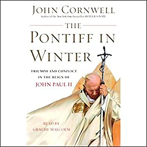 The Pontiff in Winter Audiobook