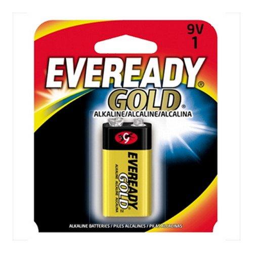 (Eveready Alkaline Batteries 9 V Pack Of 1)