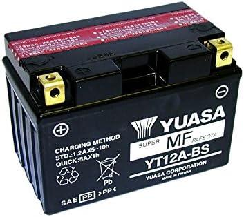 Yuasa Batterie Aprilia 1000ccm Rsv4 Rr Ab Baujahr 2015 Yt12a Bs Auto