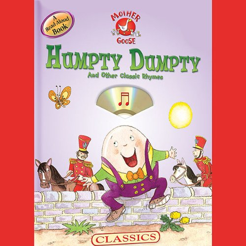 Humpty Dumpty Mother Goose - 9
