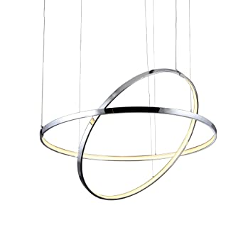 Mimax Lighting Omega u2013 Pendant l& aluminium 41 W 60 x 120 cm  sc 1 st  Amazon UK & Mimax Lighting Omega - Pendant lamp aluminium 41 W 60 x 120 cm ...