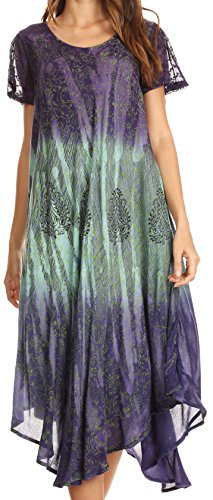 Hippie Chic Maxi Dress - 1