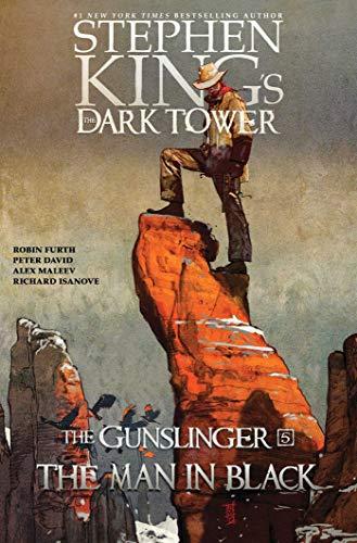 The Man in Black (5) (Stephen King's The Dark Tower: The Gunslinger)