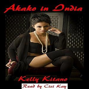 Akako in India Audiobook