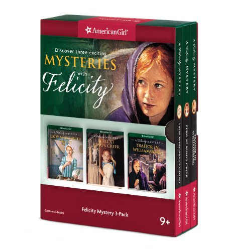 American Girl: Felicity Mystery