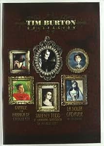 Colección Tim Burton [DVD]