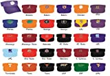 Oklahoma Sooners Officially Licensed NCAA College Visor Adjustable Velcro Closure