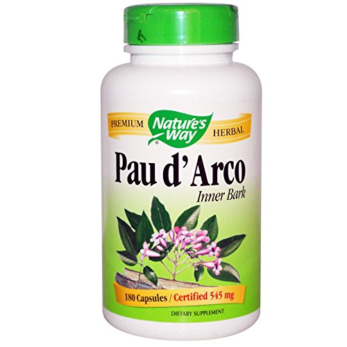 Nature 's Way Pau D'arco Inner Bark (Pack of 4)