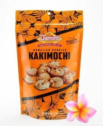 Hawaiian Cookies, Kakimochi 4.5 ounce (127g)