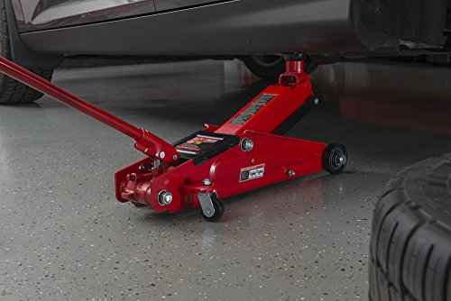 Torin Big Red Hydraulic Trolley Floor Jack Suv Extended
