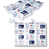 HEROLILY Reusable Ice Sheets Packs, Flexible Freeze Coolers Long Lasting for Food Shipping Hiking Camping Outdoor, 15.2' x 11.1' 4 Ply Re-freezable Pain Relief Cold Therapy Cold Pack -6 Sheets