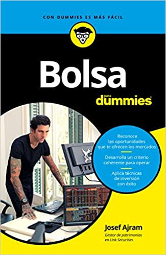 Book's Cover of Bolsa para Dummies (Español) Tapa blanda – 30 mayo 2017
