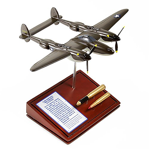 P-38 Lightning Model Airplane - 9