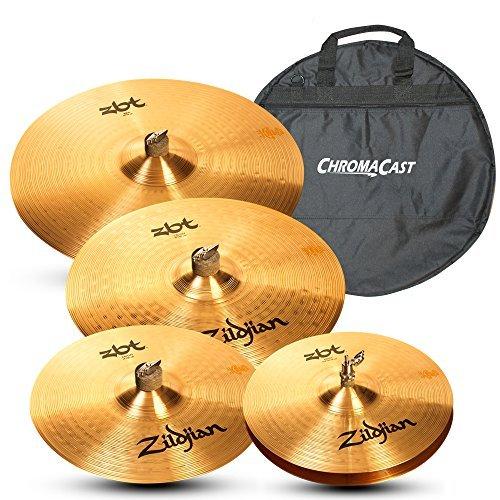 zildjian cymbals pack - 7
