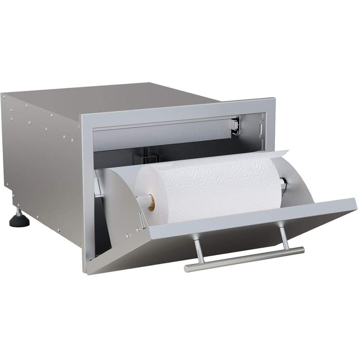 SUNSTONE DE-DPCF13 Designer Series Multi-Configurable Tilt-Out Paper Towel by SUNSTONE