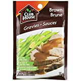 Club House, Dry Sauce/Seasoning/Marinade Mix, Brown Gravy, 25g