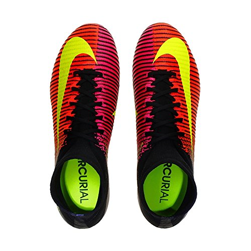 Scarpe Nike Mercurial Superfly Ag-pro (10.5a, Total Crimson / Vlt Blk / Pnk Blst)
