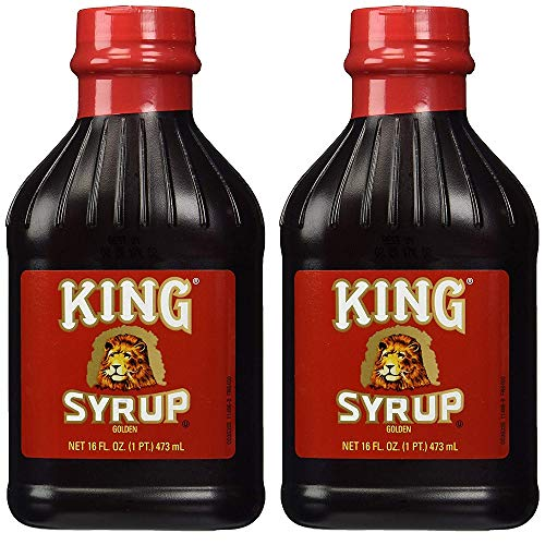 (King Golden Syrup - Pack of 2)