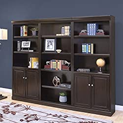 Martin Fulton Office 3 Piece Wall Bookcase Set