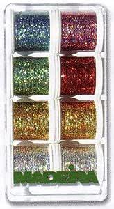 Madeira 8013 Spectra - Caja de Hilos de Costura (8 bobinas de 200 ...