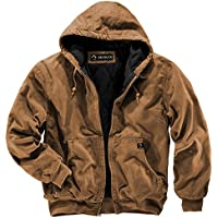 DRI Duck Men's 5020 Cheyenne Hooded Work Jacket
