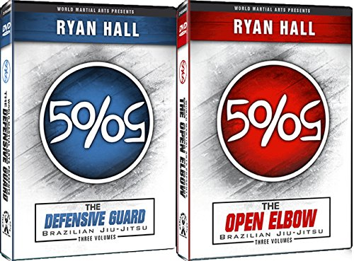 Ryan Hall - Defensive Guard & Open Elbow by World Martial Arts