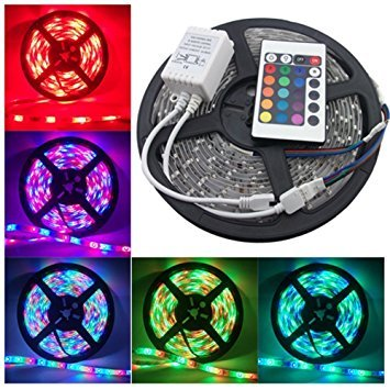 Buy low price waterproof rgb remote control color changing led strip low price waterproof rgb remote control color changing led strip light 5 meter mozeypictures Image collections