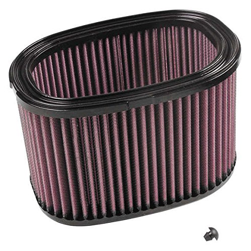 New K&N High-Flow Air Filter - 2008-2016 Kawasaki 750 Brute Force ATV