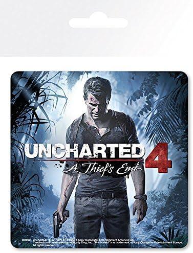 GB Eye LTD, Uncharted 4, Cover, Posavaso: Amazon.es: Hogar