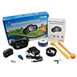 Convenient Auto Static Shock Beep Electric Dog Fence and Rechargeble Collar Security Pet System Stopping Dog Running Away Review