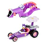 Disney Daisy Duck Transforming Pullback Racer - Mickey and the Roadster Racers