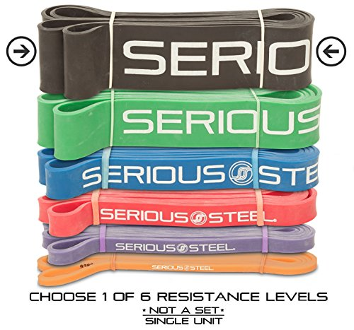 Serious Steel Assisted Resistance Powerlifting
