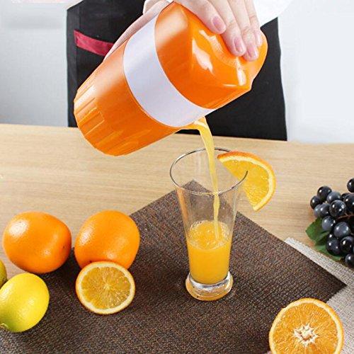 Mini Manual Orange Juicer Lemon Juice Bottle Fruit Squeezer Extractor Citrus Hand Press Cup Fruit Vegetable Tools bt vMallSG