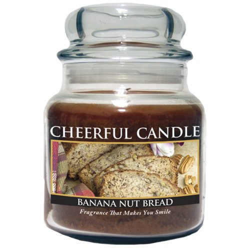 Cheerful Giver Banana Candle 16 Ounce