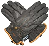 Mark Todd Unisex's Toddy Winter Gloves, Brown, Large