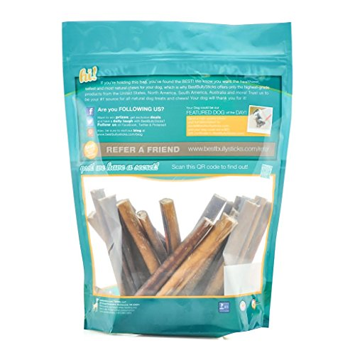 odor free angus bully sticks by best bully sticks. Black Bedroom Furniture Sets. Home Design Ideas