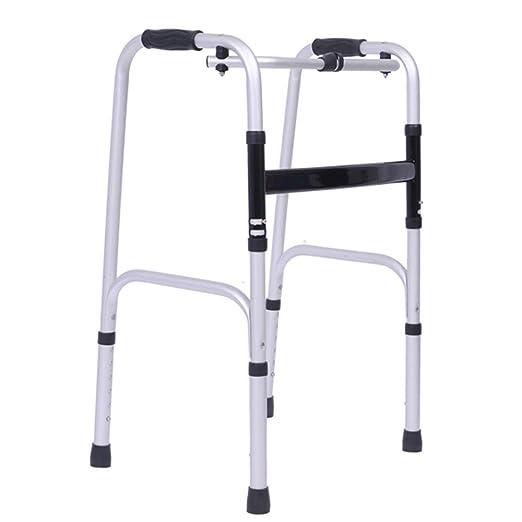 Andadores Chunlan Caminante estándar Ligero Movilidad Plegable ...